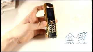 Обзор 100% копии телефона Vertu Signature S Design Gold