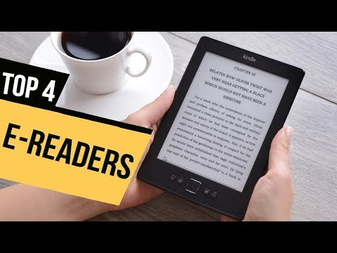 TOP 4: Best E Readers 2018