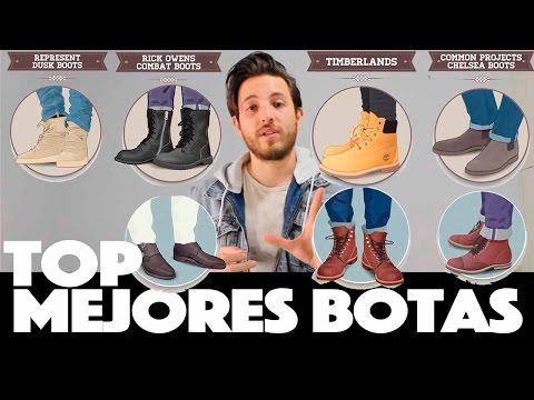 Estas son las botas mas populares para hombres!
