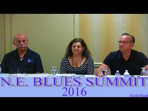 NE Blues Summit Roundtable Disscussion