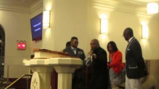 preview picture of video 'Elder David Hollis 8/31/14 PM (Pt 1) - Christ Pentecostal Temple, Inc.'