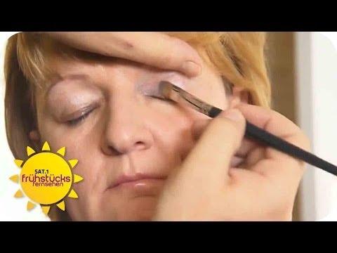 Das physiologische Altern der Gesichtshaut