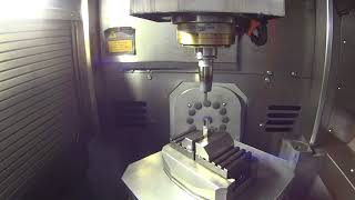 Injection Mold Element CNC Machining