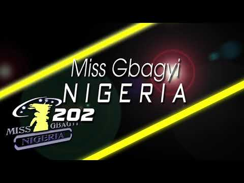 Miss Gbagyi Nigeria contest form jingle