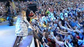 Тина Кароль на  дне  города м Трускавець - Україна  це Ти