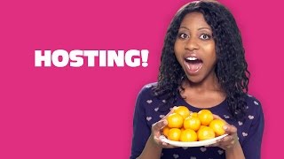 How To Be a Good Host! (Modern Manners w/ Amy Aniobi)