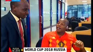 Uchanganuzi wa 2018 World Cup Semi-Finals
