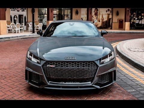 Audi  TT Купе класса A - рекламное видео 2