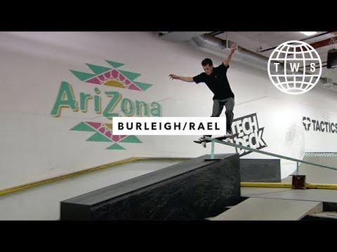 TWS Park: Brandon Burleigh and Mateo Rael