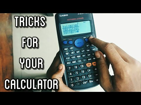 Tricks for Your Calculator | 2017
