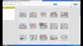 Как скачивать с google play market на компьютер.