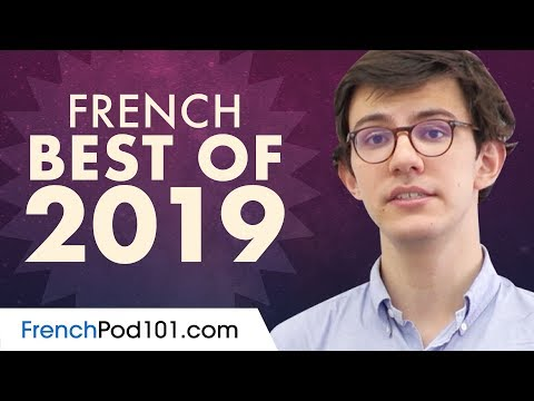 Learn French in 2 Hours - The Best of 2019 - YouTube