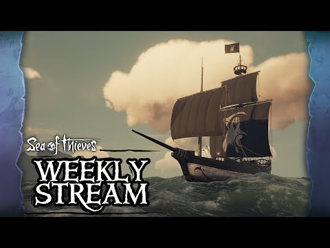 Sea of Thieves Weekly Stream: Reapers Run