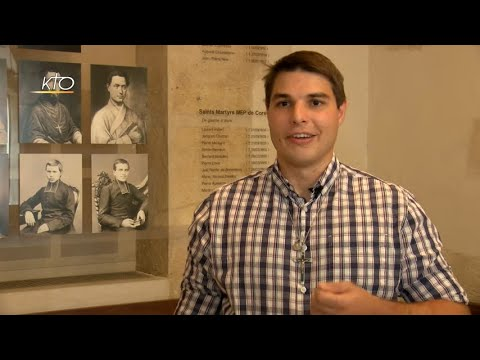 Alban Fouché¿: «¿Cela fait partie de l'ADN du baptisé d'être missionnaire »