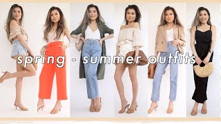 What I would wear if I wasn't in quarantine | Spring - Summer Outfits | Express Haul | Miss Louie