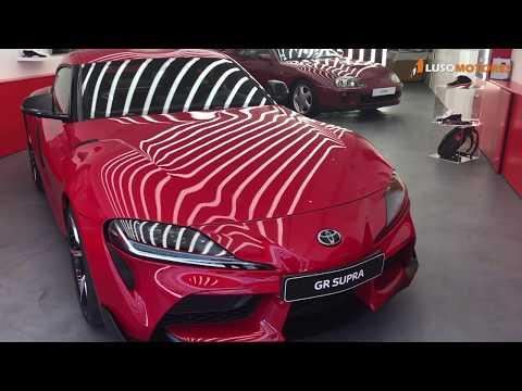 Conheça connosco o novo Toyota GR Supra