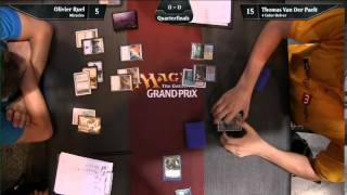 Grand Prix Lille 2015 Quarterfinals