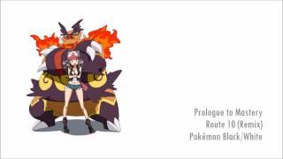 Route 10 (Remix) - Pokémon Black/White