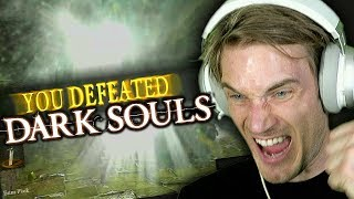I finished Dark Souls with 0 Deaths (No Cheat)