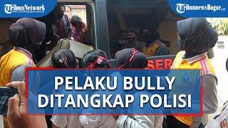 Raut Wajah Penuh Air Mata, 9 Pelaku Persekusi ABG Putri yang Viral di Alkid Solo Ditangkap Polisi