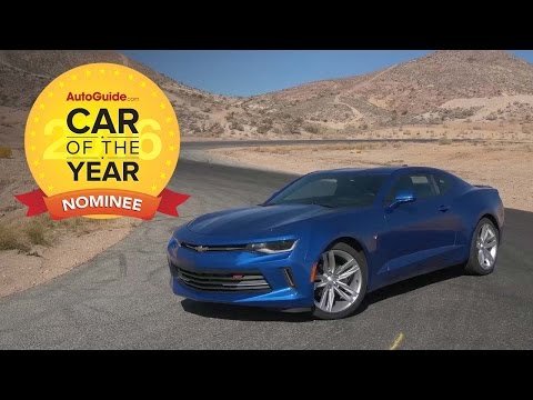 2016 Chevrolet Camaro - 2016 AutoGuide.com Car of the Year Nominee - Part 1 of 7