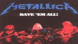 Metallica-Dave Em All-Bootleg-Remastered 2017