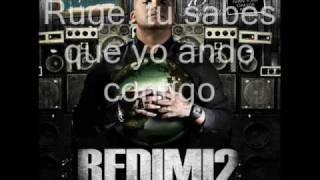 Redimi2 - Ruge Subtitulado