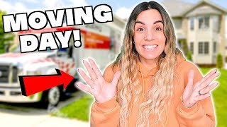 MOVING INTO OUR NEW HOUSE! 🏠