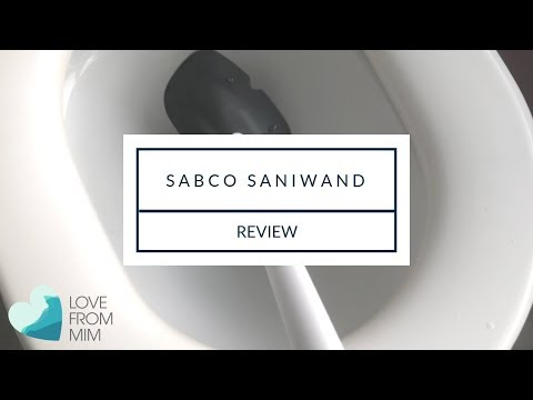 AD   Sabco Saniwand Review & Demo   lovefrommim.com