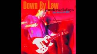 DOWN BY LAW Punkrockdays [full album]