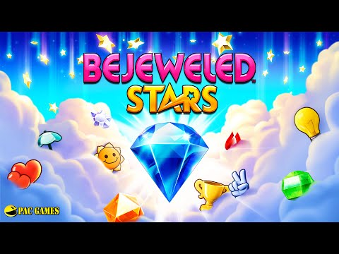 Bejeweled Stars - Levels 1- 10 Gameplay Preview