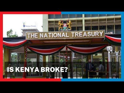 Is Kenya broke?: Why Kenyans should brace themselves for higher tax burden and more debt load