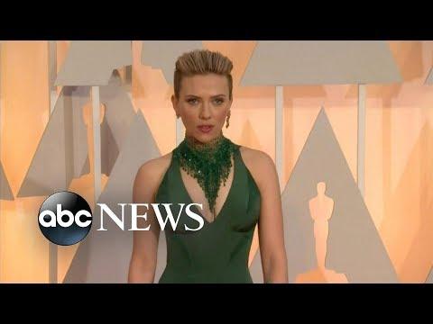 Scarlett Johansson's casting as transgender man draws backlash