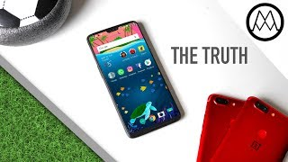 The TRUTH about the OnePlus 6 - REAL Review
