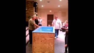 Baptism (Chris & Josh) Jesus so Beautiful