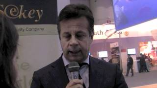 Carlos Moreira Interview at World Telecom 2011 explaining the cooperation with ITU