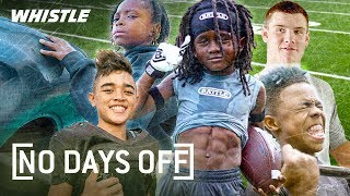 5 AMAZING Football Prodigies | ft. 7-Year-Old Blaze The Great