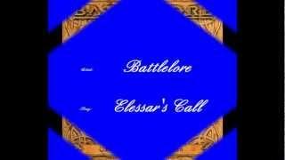 Battlelore - Elessar's Call   (Lyrics)