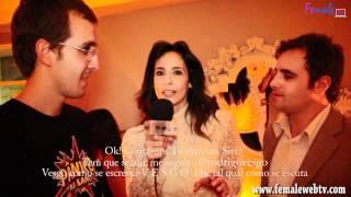 FemaleWebTV - Panico na Band ¨Entrevista con Vesgo¨