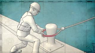 Maritime Training: Line Handling Accident Prevention