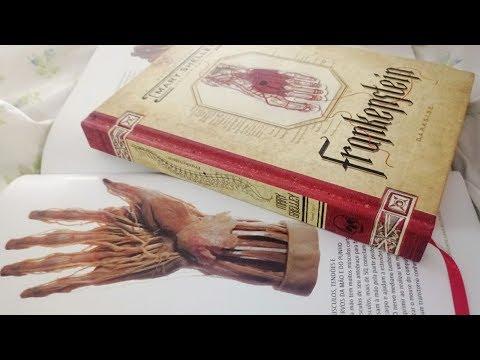 LIVE: Comentários sobre Frankenstein, da Mary Shelley #LendoFrankensteinComODNA