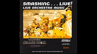 Super Smash Bros. Melee Smashing... Live! Live Orchestra Music Track 15: Rainbow Cruise