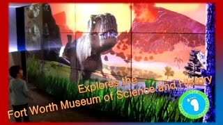 Top Attractions at the Fort Worth Museum of Science and History