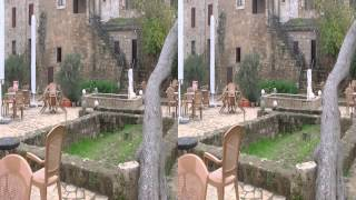 preview picture of video 'Northern Cyprus  Famagusta 3D HSBS'