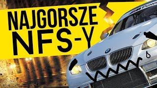 5 najgorszych gier z serii Need for Speed