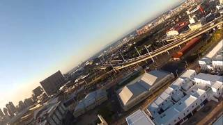 X8 Skywalker FPV and motor test in Cape Town