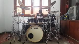 "Anthrax: - Sabbath Bloody Sabbath - ""Drum Cover"""