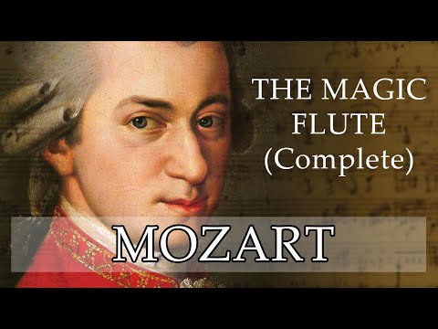 Mozart   The Magic Flute (Complete)