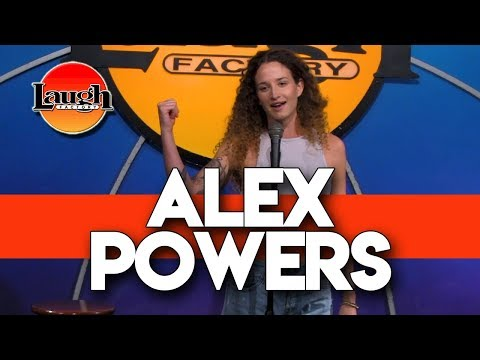 Alex Powers | Messing With People | Stand Up Comedy