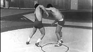 Техника вольной борьбы!!!Techniques of freestyle wrestling PART 2
